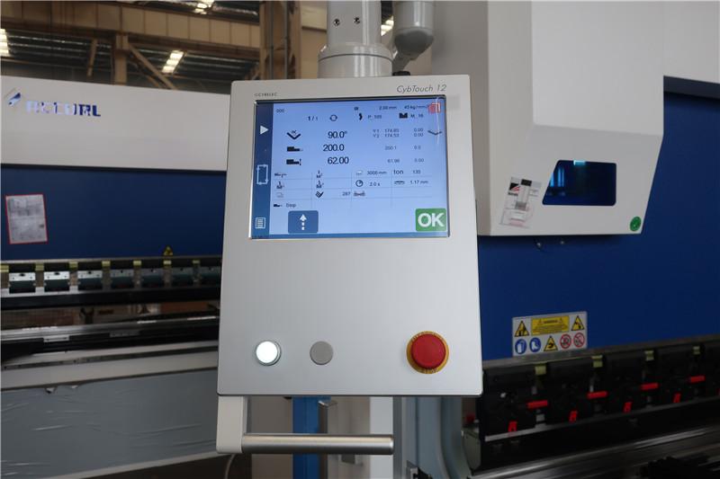 ລະບົບ CNC CybTouch 12 PS 2D