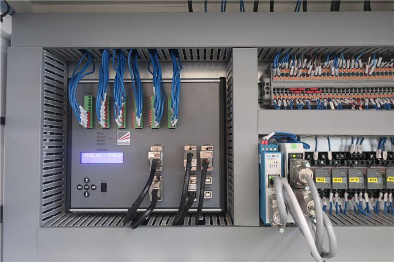 Lazersafe PCSS A ຊຸດຄວາມປອດໄພ PLC