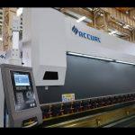 4 ເຄື່ອງຫມາຍຂານ CNC ເຄື່ອງເຈາະເຄື່ອງຈັກ 175 ຕັນ x 4000mm CNC motorized crowning