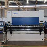 WC67K hydraulic cnc press brake, cnc bending machine price