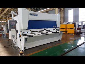 ເຄື່ອງປັ່ນໄຟເຄື່ອງປັ່ນປັ່ນປັ່ນປັ່ນອັດໂນມັດແບບ Master Rule Guillotine with ELGO P40T CNC System