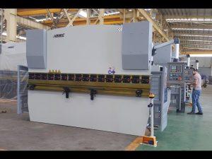 ແທ່ນຂັດ Torsion bar ໄຮດໍລິກ NC brake MB7-125Tx3200