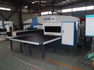 ເຄື່ອງພົ່ນ turret pneumatic hydraulic, cnc turret punch press manufacturers