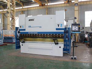 ເຄື່ອງຕັດ guillotine ແລະ cnc hydraulic press brake for sale