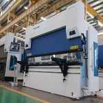 ຫນັກ DELEM metal plate cnc hydraulic press brake price