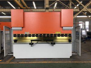 Wc67K-160t 3200mm hydraulic cnc press brake, brake press for sale, press brake with da41