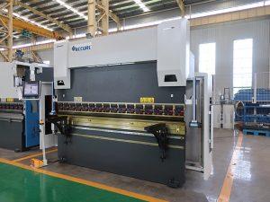 """cnc bending machine DA66T control cnc press brake 1600/6000 """""""