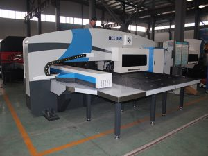used cnc turret punch press india
